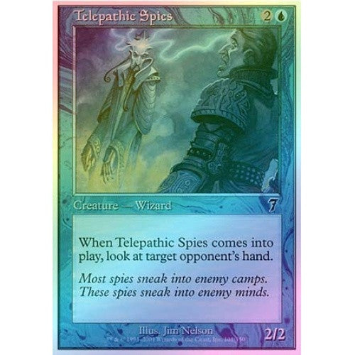 Telepathic Spies (Foil) available at 401 Games Canada
