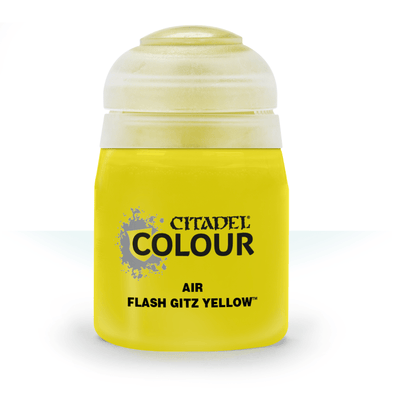 Citadel Air - Flash Gitz Yellow - 401 Games