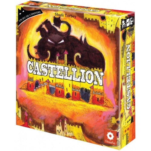 Buy Castellion and more Great Board Games Products at 401 Games