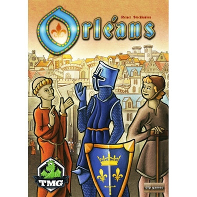 Orleans (5th Player Expansion Included) (Pre-Order) available at 401 Games Canada