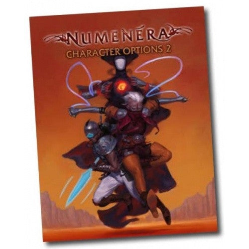 Numenera - Character Options 2 - 401 Games