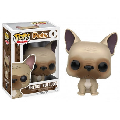 Buy Pop! Pets - French Bulldog and more Great Funko & POP! Products at 401 Games