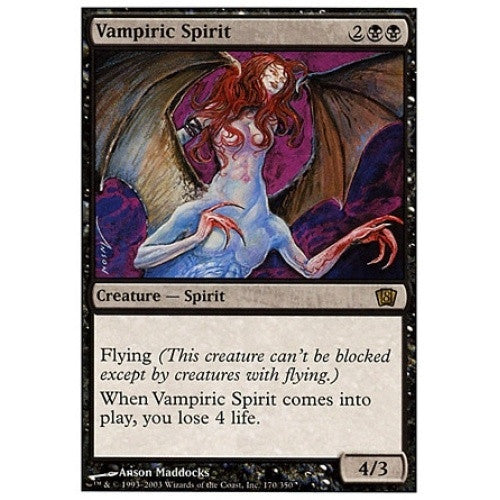 Vampiric Spirit - 401 Games