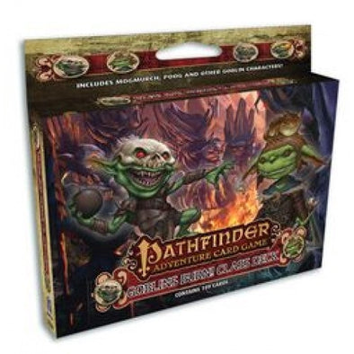 Buy Pathfinder Adventure Card Game - Goblins Fight! Deck and more Great Board Games Products at 401 Games
