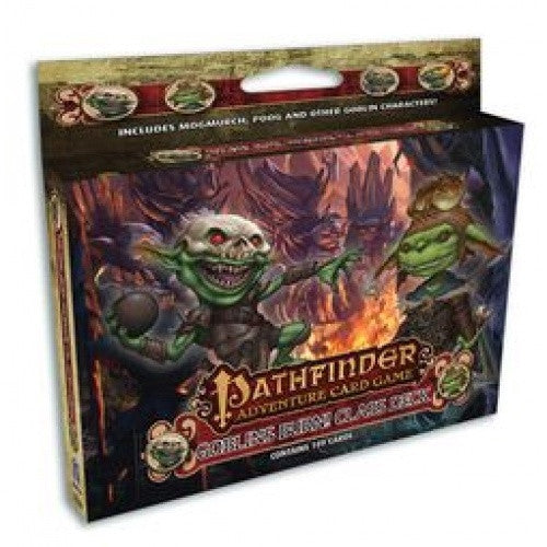 Pathfinder Adventure Card Game - Goblins Fight! Deck available at 401 Games Canada