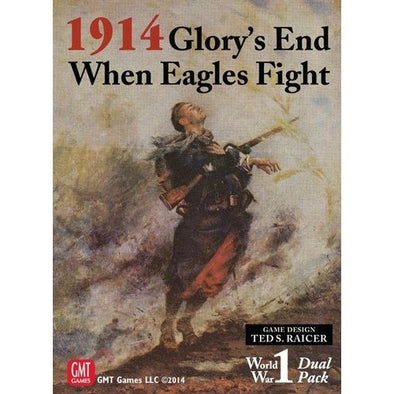 Buy 1914 - Glory's End - When Eagles Fight and more Great Board Games Products at 401 Games