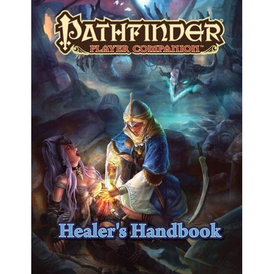 Pathfinder - Player Companion - Healer's Handbook - 401 Games