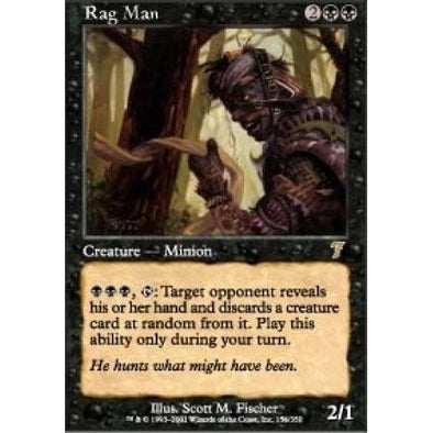Rag Man - 401 Games