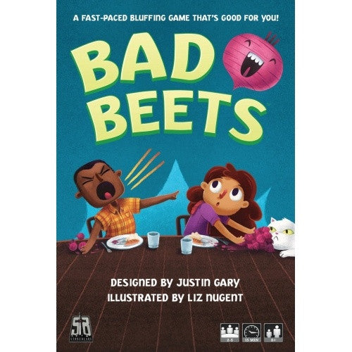 Buy Bad Beets and more Great Board Games Products at 401 Games