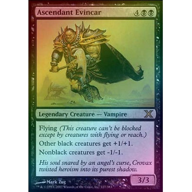 Ascendant Evincar (Foil) available at 401 Games Canada