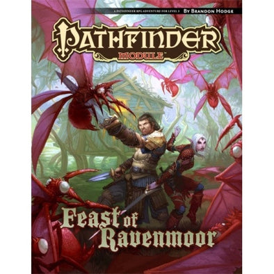 Buy Pathfinder - Module - Feast of Ravenmoor and more Great RPG Products at 401 Games