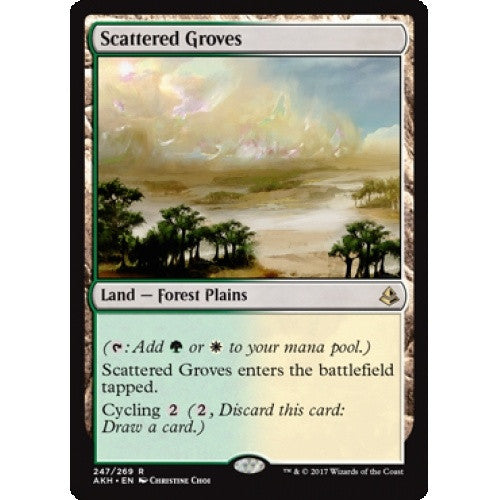 Scattered Groves (AKH) available at 401 Games Canada