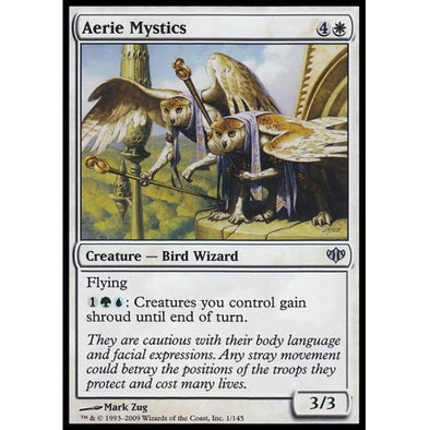 Aerie Mystics (CON) available at 401 Games Canada