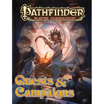 Pathfinder - Player Companion - Quests And Campaigns