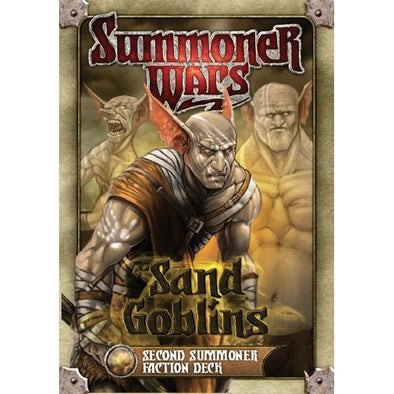 Summoner Wars - Sand Goblins Second Summoner Faction Deck - 401 Games