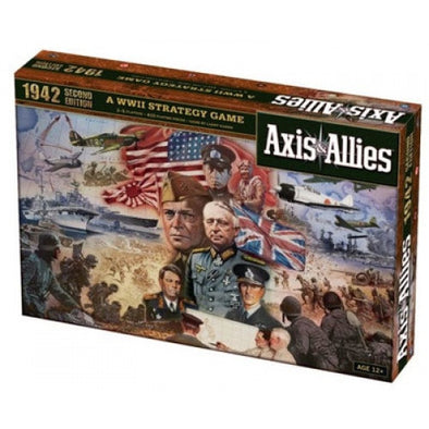 Axis & Allies - 1942 Second Edition - 401 Games