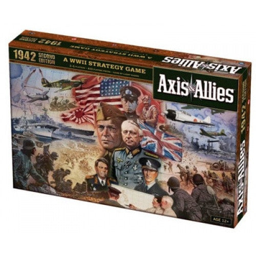Axis & Allies - 1942 Second Edition available at 401 Games Canada