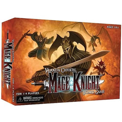 Buy Mage Knight and more Great Board Games Products at 401 Games