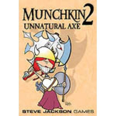 Munchkin 2 - Unnatural Axe available at 401 Games Canada