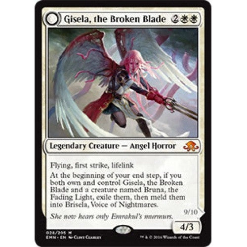 Gisela, the Broken Blade | Brisela, Voice of Nightmares (Top) (EMN) - 401 Games