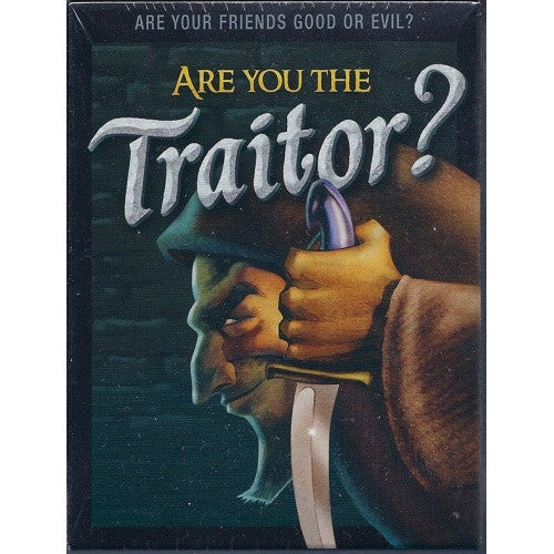 Are You The Traitor? - 401 Games