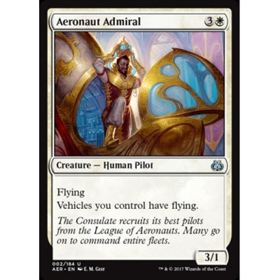 Aeronaut Admiral (AER) available at 401 Games Canada