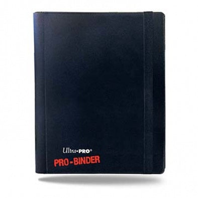 Buy Ultra Pro - Pro Binder 4 Pocket - Black and more Great Sleeves & Supplies Products at 401 Games