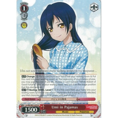 Umi in Pajamas available at 401 Games Canada