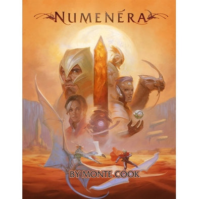 Numenera - Core Rulebook - 401 Games