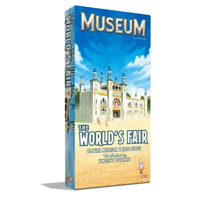 Museum - The World's Fair (Pre-Order)