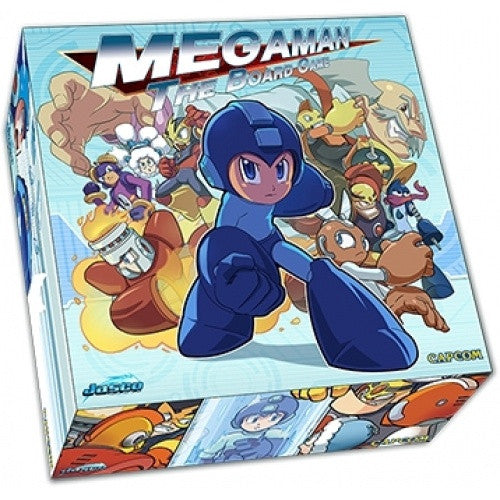 Mega Man - The Board Game - 401 Games