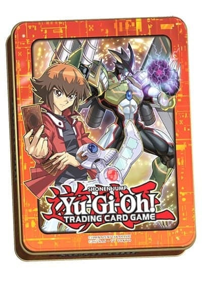 Mega Tin 2020 Card List.Yugioh 2018 Mega Tin Jaden Yuki