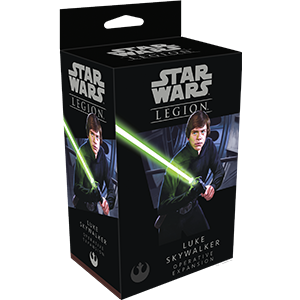 Star Wars - Legion - Rebel - Luke Skywalker Operative Expansion - 401 Games