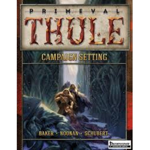 Primeval Thule - Campaign Setting (Compatible with: 13th Age, Pathfinder, Dungeons and Dragons 4th) available at 401 Games Canada