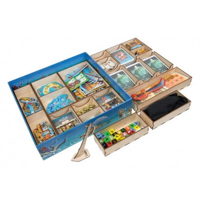 Buy The Broken Token - Rattle Battle - Box Organizer and more Great Inserts and Overlays Products at 401 Games