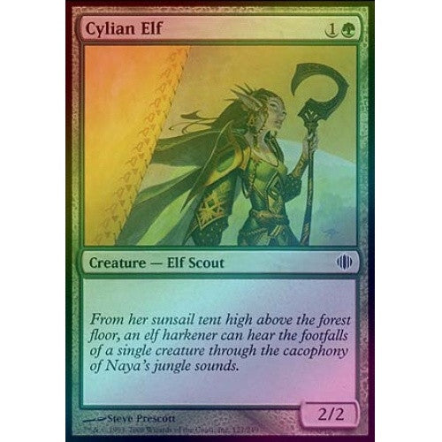Cylian Elf (Foil) (ALA) available at 401 Games Canada
