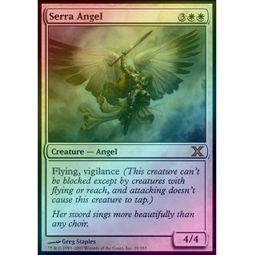 Serra Angel (Foil) - 401 Games