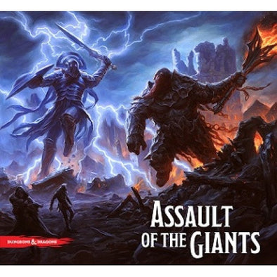 Buy Dungeons and Dragons - Assault of the Giants Standard and more Great Board Games Products at 401 Games