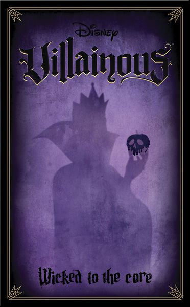 Disney Villainous - Wicked to the Core available at 401 Games Canada