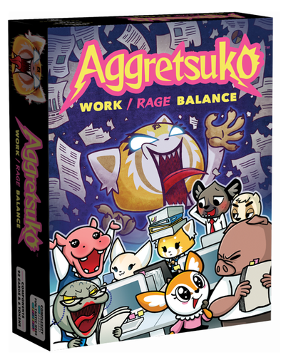 Aggretsuko: Work/Rage Balance (Pre-Order) available at 401 Games Canada