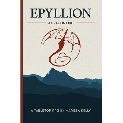 Apocalypse - Epyllion: A Dragon Epic - Core Rulebook [softcover] - 401 Games