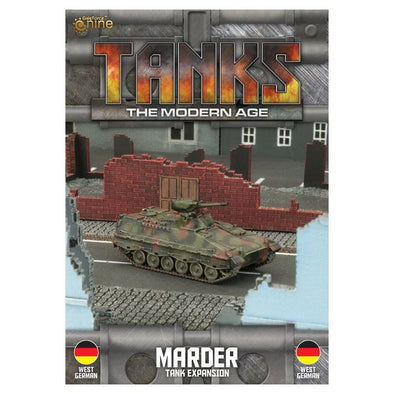 Tanks - Modern Age - West German - Marder