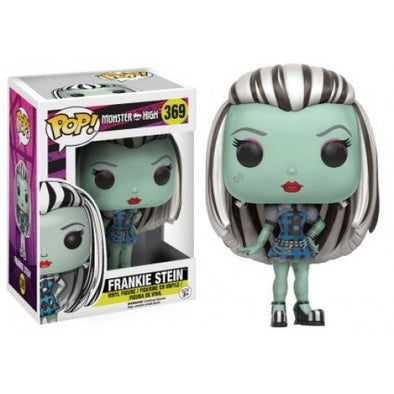 Buy Pop! Monster High - Frankie Stein and more Great Funko & POP! Products at 401 Games