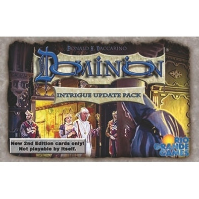 Buy Dominion - Intrigue 2nd Edition - Update Pack and more Great Board Games Products at 401 Games