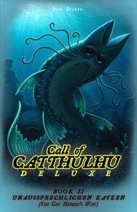 Cats of Catthulhu - Book 2: Unaussprechlichen Katzen (The Cat Herder's Guide) - 401 Games