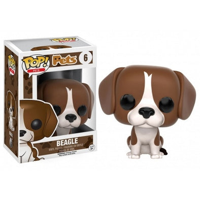 Buy Pop! Pets - Beagle and more Great Funko & POP! Products at 401 Games