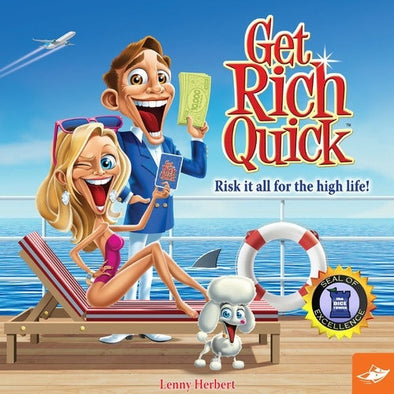 Get Rich Quick - 401 Games