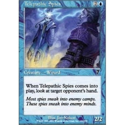 Telepathic Spies - 401 Games