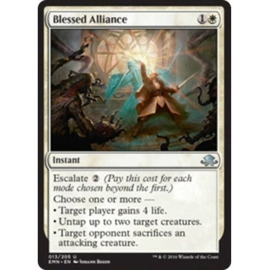 Blessed Alliance (EMN) - 401 Games