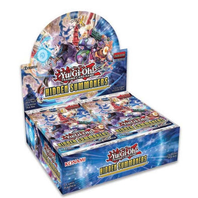 Buy Yugioh - Hidden Summoners Booster Box and more Great Yugioh Products at 401 Games